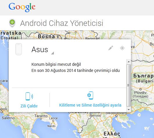 android-cihaz-yoneticisi