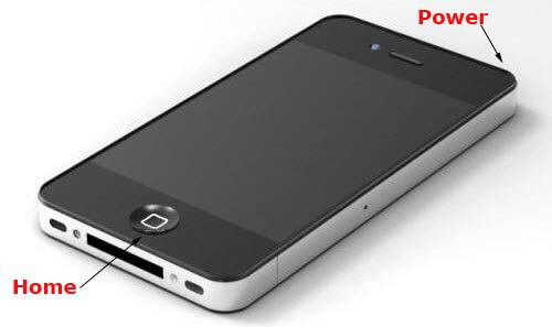 iphone 4 reset