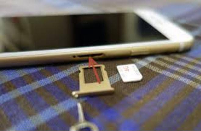 İphone 6 sim kart nasıl takılır