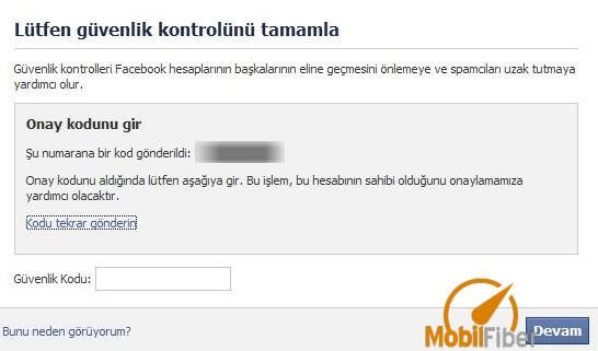 facebook-doğrulama-kodu