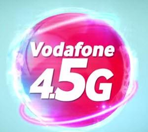 Vodafone 4.5G fiyatları