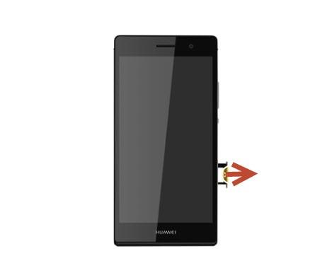 Huawei P7 sim takma-2