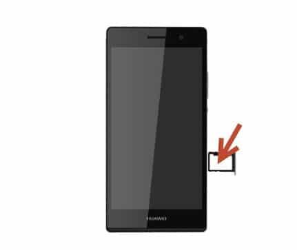 Huawei P7 sim takma-3