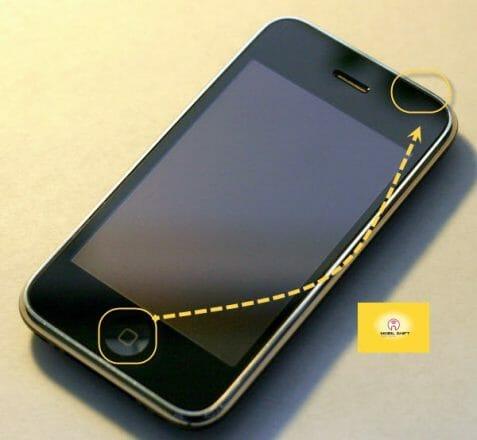 iphone-3-ekran-resmi-çekme