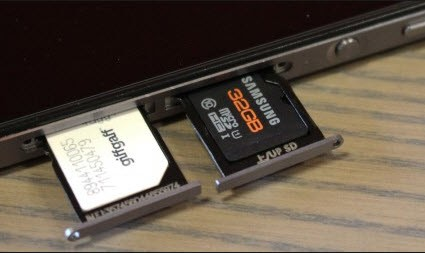 Huawei g7 sim takma
