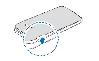 Samsung Galaxy J1 sim kart takma-1
