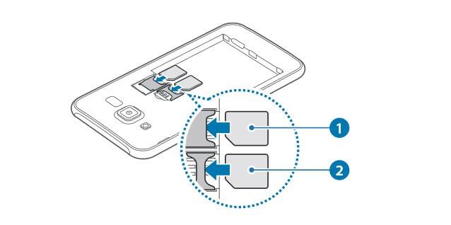Samsung j5-sim-kart-takma