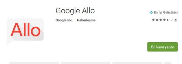 google-allo-nedir
