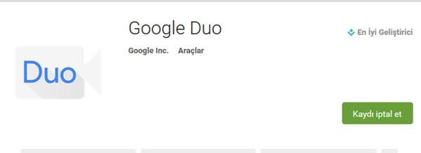 google-duo-nedir