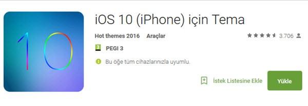 android-ios-teması-indir