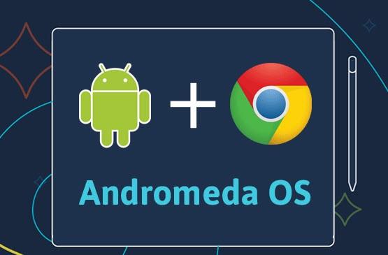 google-andromeda-nedir