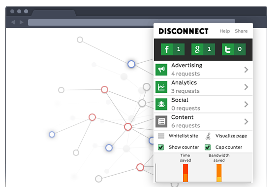 disconnect-me-nedir