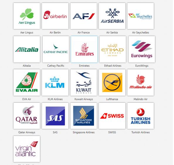 aeromobile havayolu şirketleri