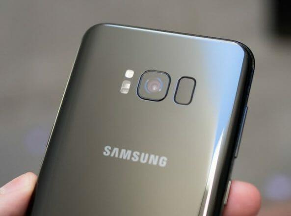 Samsung S8 ve Plus da hangi sensörler var