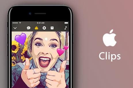 iphone clips destekleyen cihazlar