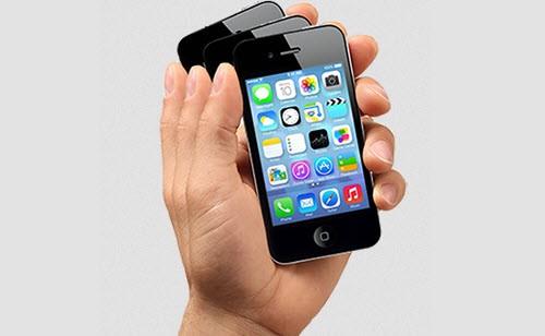 iphone salla özelliği