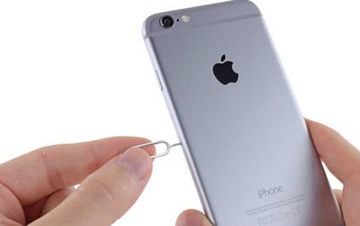 İphone 7 ve Plus sim kart nasıl takılır