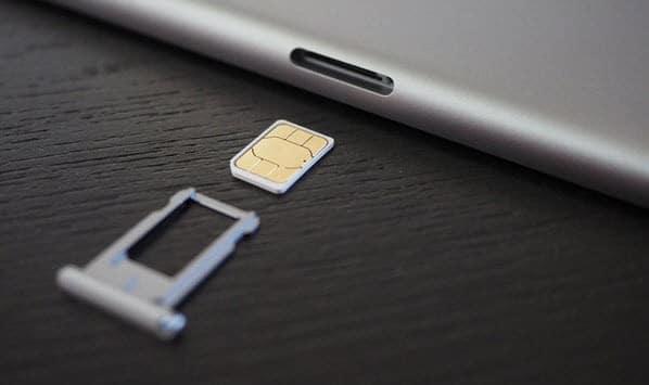 iphone 7 sim kart takma