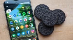 Android oreo alacak telefonlar