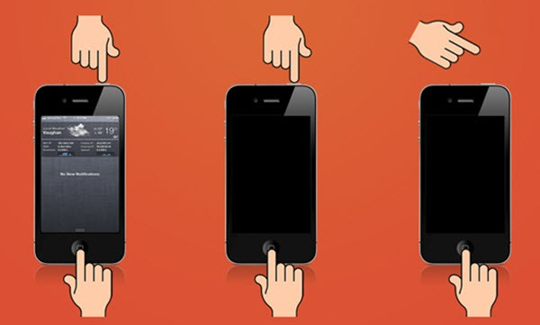 İphone DFU mode nedir, Nasıl DFU moda alınır