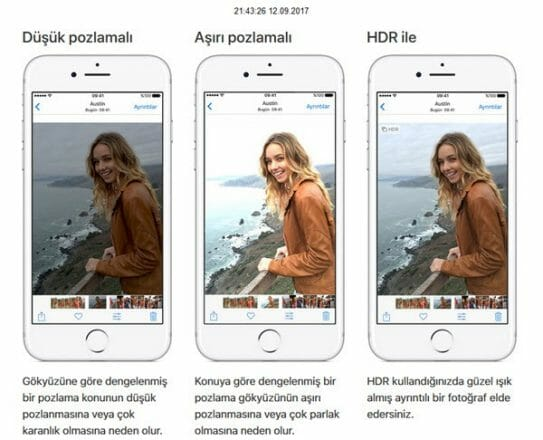 iphone hdr örnekleri
