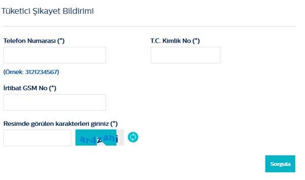 turk telekom şikayet