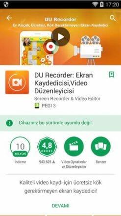 snapchat video kaydetme