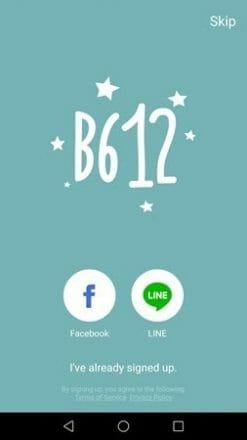 b612 uygulaması nedir