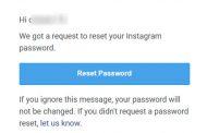 İnstagram Şifremi Unuttum E-postamı Bilmiyorum