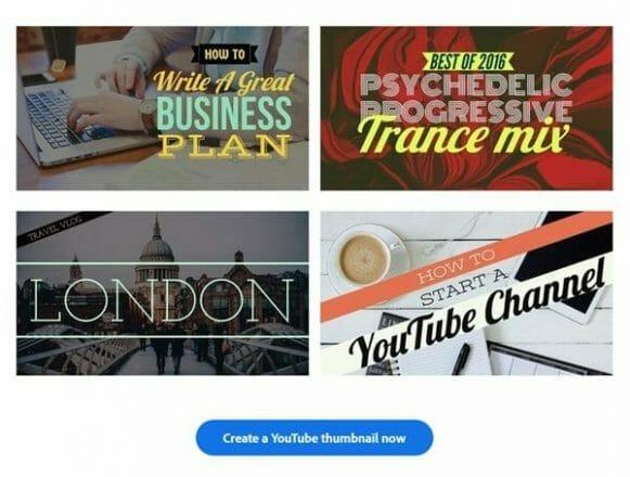 Youtube thumbnail oluşturucu
