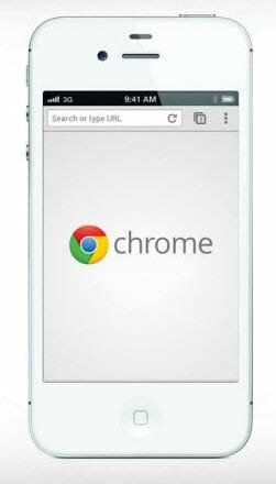 mobil web tarayıcı