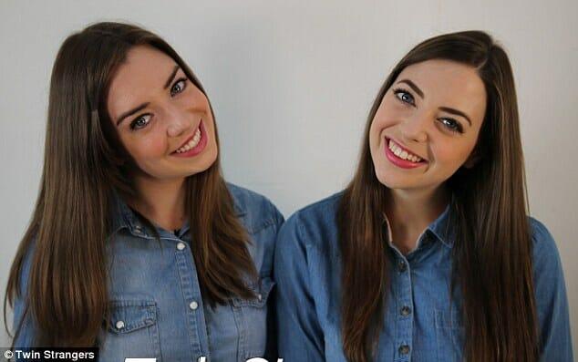 Yüz ikizimi bulmak istiyorum.