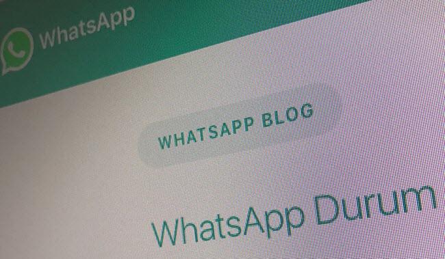 WhatsApp Gizlice Duruma Bakmak | Kesin Bilgi