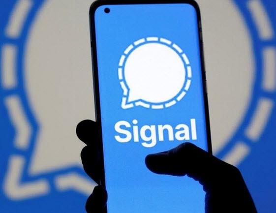 Signal Hesap Aç
